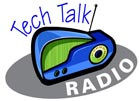 Tech Talk Radio Logo