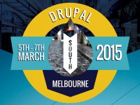 DrupalSouth Melbourne 5th-7th March 2015